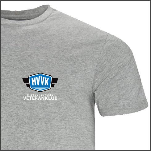 MVVK logo på tøj
