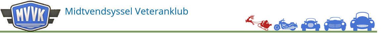 Midtvendsyssel Veteranklub | klub for veteranbiler og klassiske køretøjer
